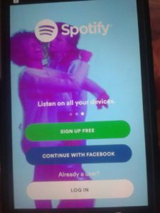 Download Spotify premium apk 3