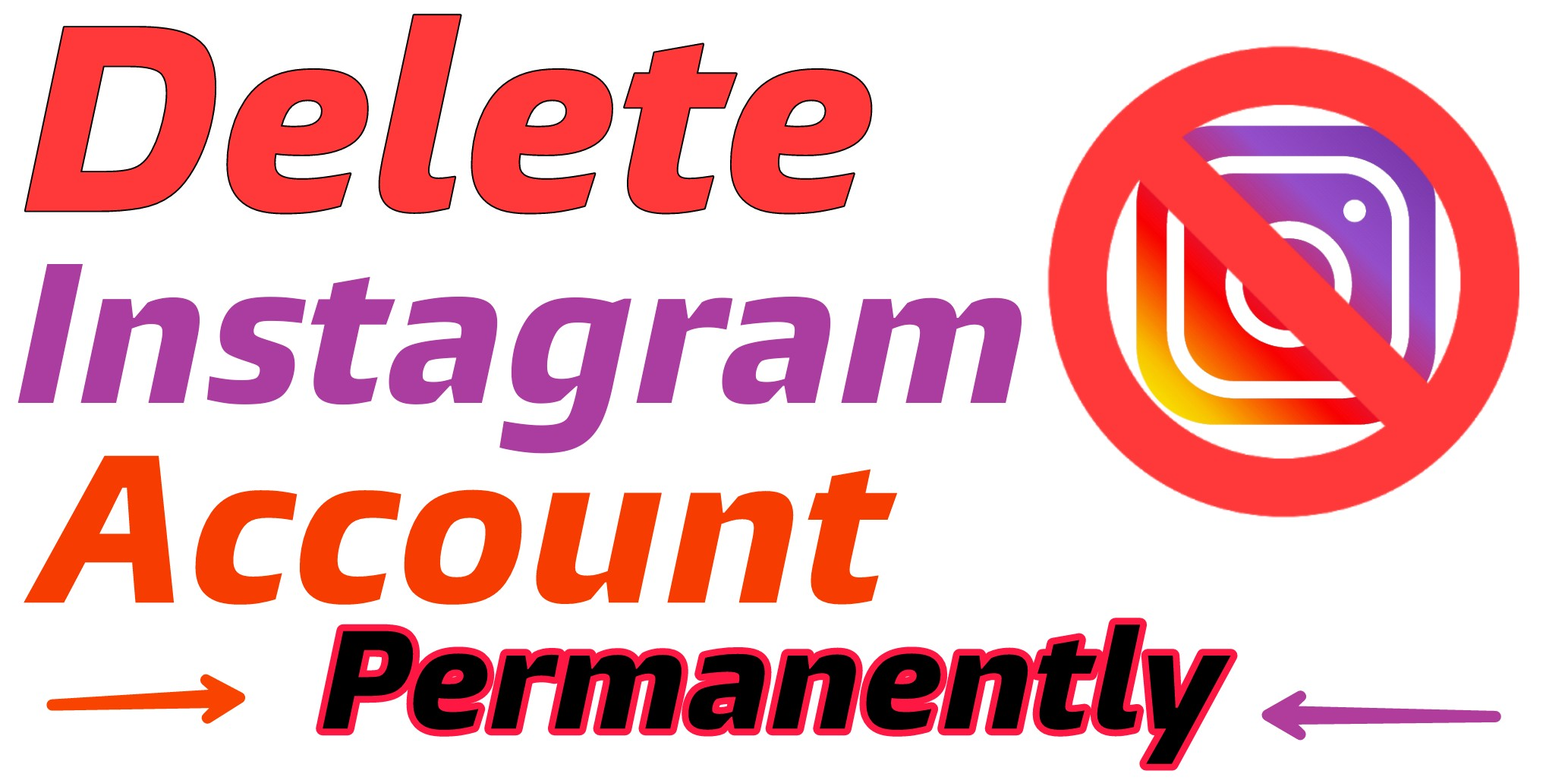 How to delete instagram account permanently gdgtsinfo how to delete instagram account permanently ccuart Gallery