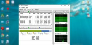 Solve Leak Memory Problem in Windows