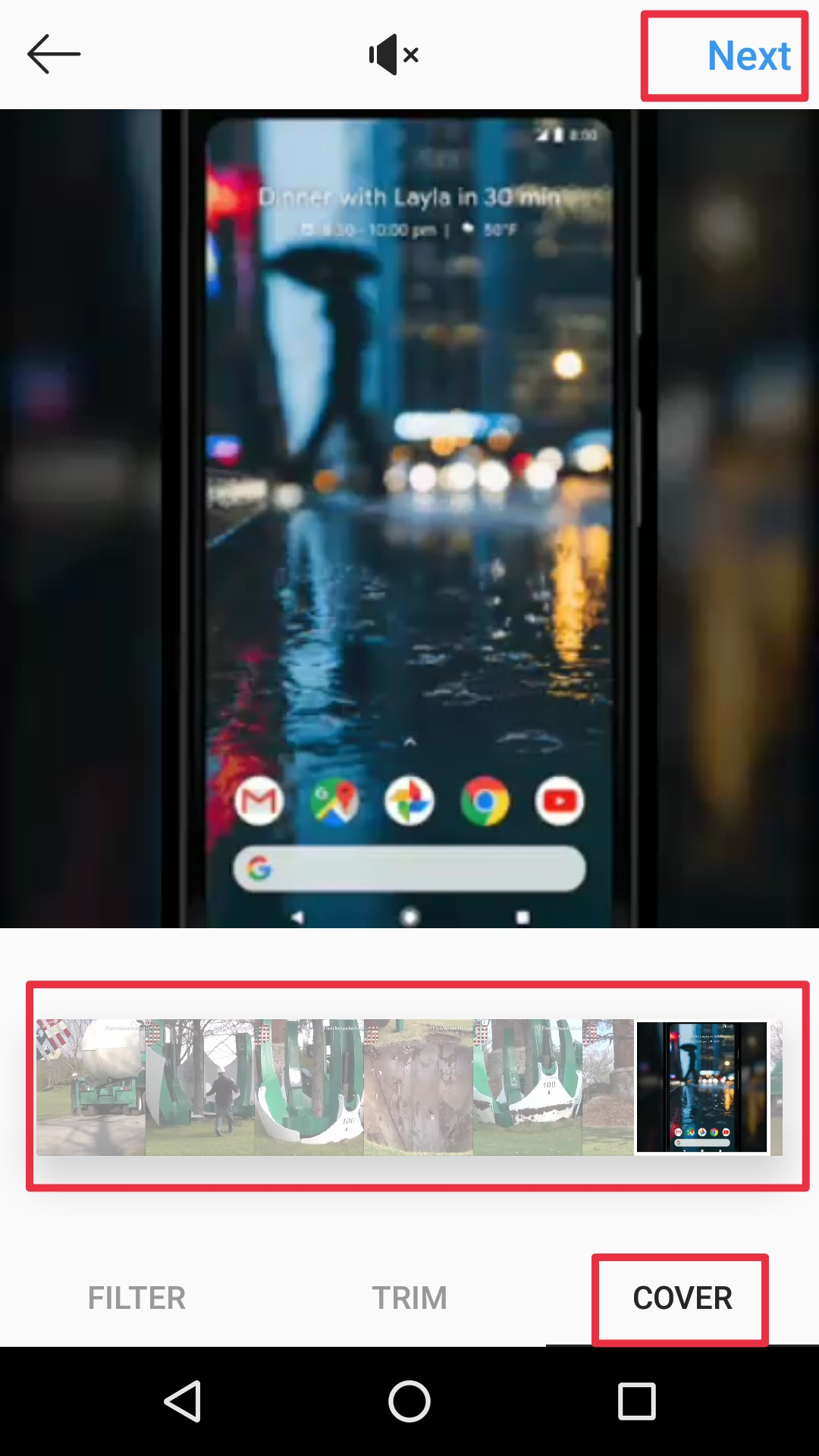 How to Change Instagram Video Thumbnail - Gdgtsinfo