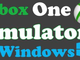Xbox one emulator for windows