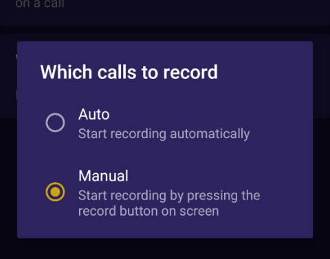 Record Calls with Truecaller