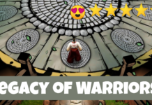 Legacy of warriors
