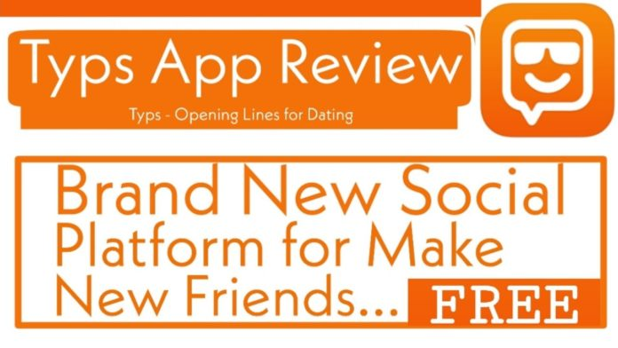 Typs opening lines for dating