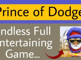 prince of dodge game review