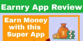 earnry super rewards app review