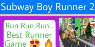 Subway Boy Runner Game
