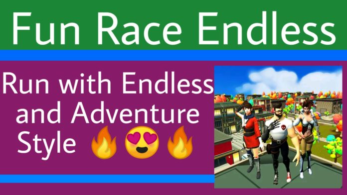 Fun Race Endless Runner
