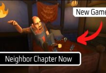 Neighbor Chapter One