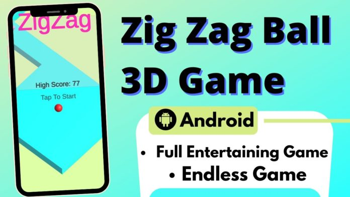 Zig Zag Ball 3D Game Review