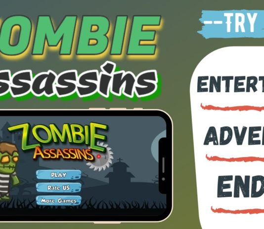 Zombie Assassins Game Review