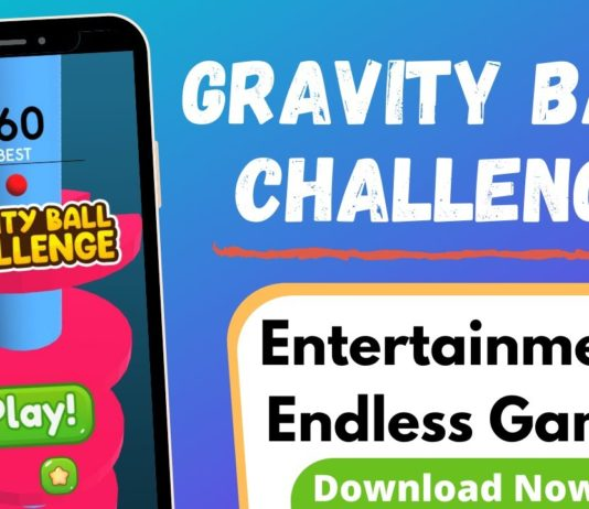 gravity ball challenge game review