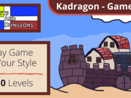 Knights and Dungeons Game Review