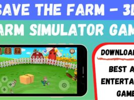 Save the Farm Game