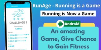 RunAge Running is a Game