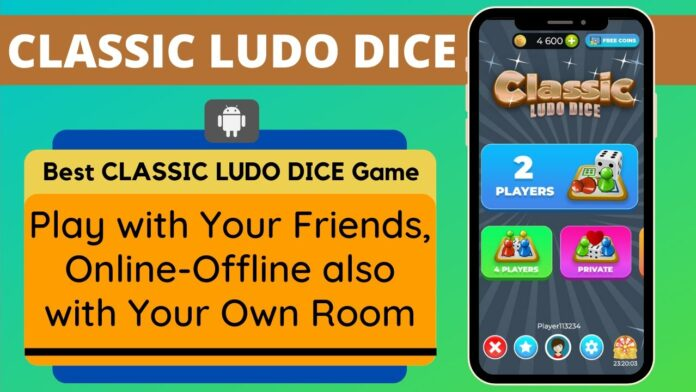 Classic Ludo Dice Game Review