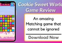 Cookie Sweet World Game Review