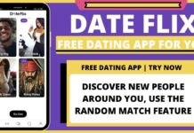 DATE FLIX App Review