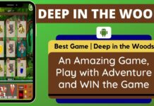 Deep in The Woods Game Review