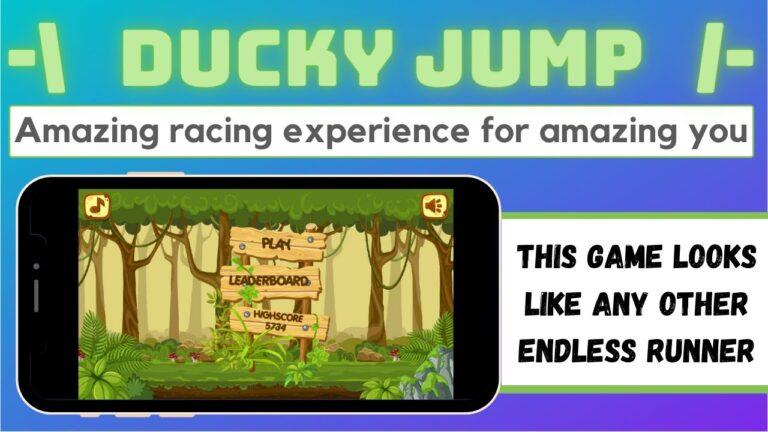 Ducky Jump Game Review