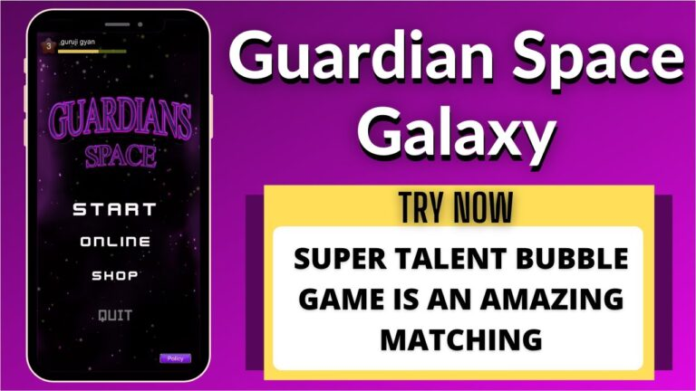 Guardian Space Galaxy Game Review
