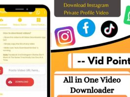 Vid Point All in One Video Downloader