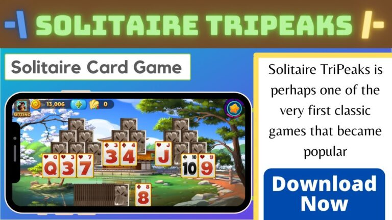 Solitaire TriPeaks Solitaire Card Game